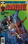 Cover for Daredevil (Marvel, 1964 series) #159 [Direct Edition]