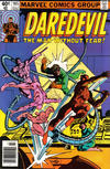Cover Thumbnail for Daredevil (1964 series) #165 [Newsstand Edition]