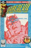 Cover Thumbnail for Daredevil (1964 series) #167 [Direct]