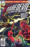 Cover for Daredevil (Marvel, 1964 series) #168 [Newsstand Edition]