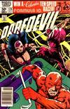 Cover Thumbnail for Daredevil (1964 series) #176 [Newsstand]