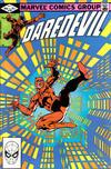 Cover for Daredevil (Marvel, 1964 series) #186 [Direct]
