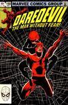 Cover for Daredevil (Marvel, 1964 series) #188 [Direct]
