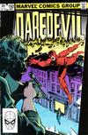 Cover for Daredevil (Marvel, 1964 series) #192 [Direct]