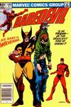 Cover Thumbnail for Daredevil (1964 series) #196 [Newsstand Edition]