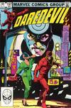 Cover for Daredevil (Marvel, 1964 series) #197 [Direct]