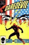 Cover for Daredevil (Marvel, 1964 series) #232 [Direct]