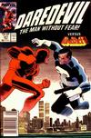 Cover for Daredevil (Marvel, 1964 series) #257 [Newsstand]