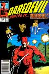Cover for Daredevil (Marvel, 1964 series) #258 [Newsstand]