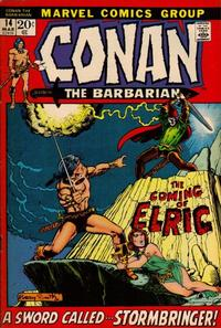 Cover Thumbnail for Conan the Barbarian (Marvel, 1970 series) #14 [Regular Edition]