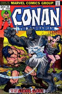 Cover Thumbnail for Conan the Barbarian (Marvel, 1970 series) #36