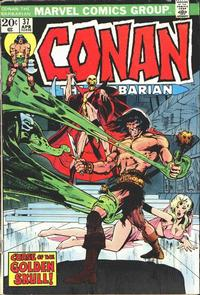 Cover Thumbnail for Conan the Barbarian (Marvel, 1970 series) #37