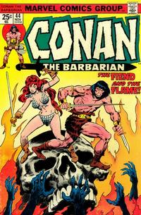 Cover Thumbnail for Conan the Barbarian (Marvel, 1970 series) #44