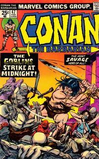 Cover Thumbnail for Conan the Barbarian (Marvel, 1970 series) #47 [Regular Edition]