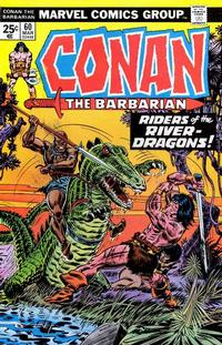 Cover Thumbnail for Conan the Barbarian (Marvel, 1970 series) #60 [Regular Edition]