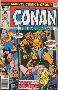 Cover Thumbnail for Conan the Barbarian (Marvel, 1970 series) #67 [Regular Edition]