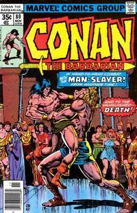 Cover Thumbnail for Conan the Barbarian (Marvel, 1970 series) #80 [Regular Edition]
