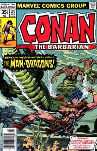 Cover Thumbnail for Conan the Barbarian (Marvel, 1970 series) #83
