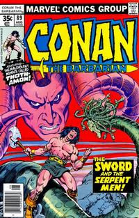 Cover Thumbnail for Conan the Barbarian (Marvel, 1970 series) #89 [Regular Edition]