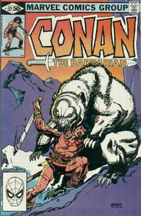 Cover Thumbnail for Conan the Barbarian (Marvel, 1970 series) #127 [Direct Edition]