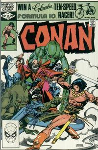 Cover Thumbnail for Conan the Barbarian (Marvel, 1970 series) #130 [Direct Edition]