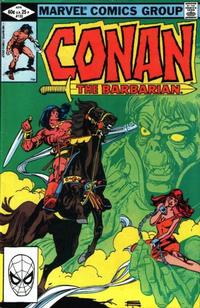 Cover Thumbnail for Conan the Barbarian (Marvel, 1970 series) #133 [Direct]