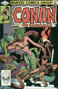 Cover Thumbnail for Conan the Barbarian (Marvel, 1970 series) #134 [Direct]