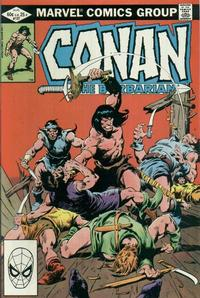 Cover Thumbnail for Conan the Barbarian (Marvel, 1970 series) #137 [Direct Edition]