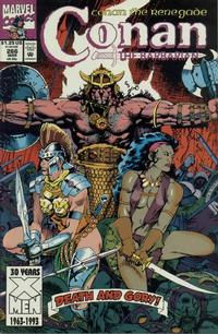Cover Thumbnail for Conan the Barbarian (Marvel, 1970 series) #266 [Direct Edition]