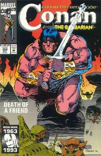 Cover Thumbnail for Conan the Barbarian (Marvel, 1970 series) #268 [Direct Edition]