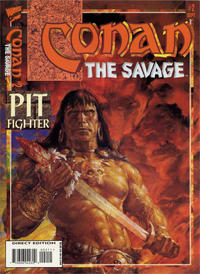 Cover Thumbnail for Conan the Savage (Marvel, 1995 series) #2