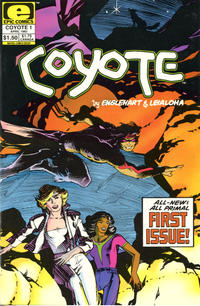 Cover Thumbnail for Coyote (Marvel, 1983 series) #1