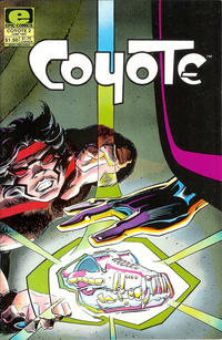 Cover Thumbnail for Coyote (Marvel, 1983 series) #2