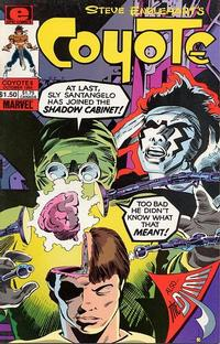Cover Thumbnail for Coyote (Marvel, 1983 series) #8