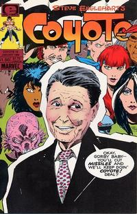 Cover Thumbnail for Coyote (Marvel, 1983 series) #16