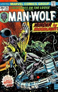 Cover Thumbnail for Creatures on the Loose (Marvel, 1971 series) #36 [Regular Edition]