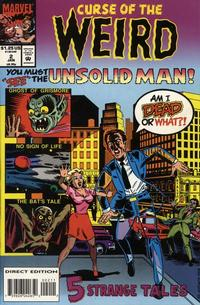 Cover Thumbnail for Curse of the Weird (Marvel, 1993 series) #2