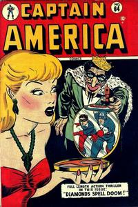 Cover Thumbnail for Captain America Comics (Marvel, 1941 series) #64