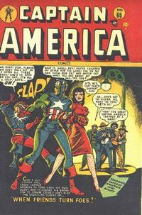 Cover Thumbnail for Captain America Comics (Marvel, 1941 series) #65