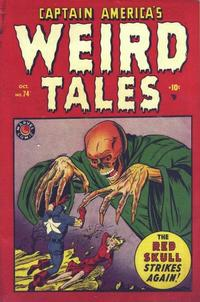Cover Thumbnail for Captain America's Weird Tales (Marvel, 1949 series) #74