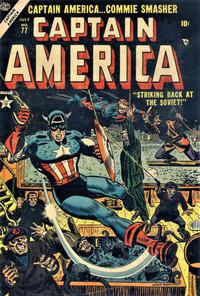 Cover Thumbnail for Captain America (Marvel, 1954 series) #77