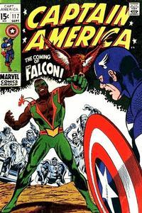 Cover Thumbnail for Captain America (Marvel, 1968 series) #117