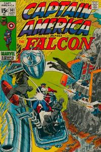 Cover Thumbnail for Captain America (Marvel, 1968 series) #141