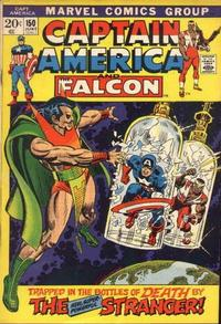 Cover Thumbnail for Captain America (Marvel, 1968 series) #150