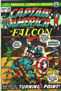Cover Thumbnail for Captain America (Marvel, 1968 series) #159 [Regular Edition]