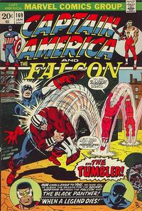 Cover Thumbnail for Captain America (Marvel, 1968 series) #169 [Regular Edition]