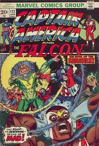 Cover Thumbnail for Captain America (Marvel, 1968 series) #172