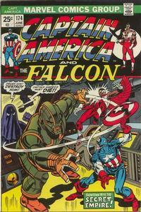 Cover Thumbnail for Captain America (Marvel, 1968 series) #174