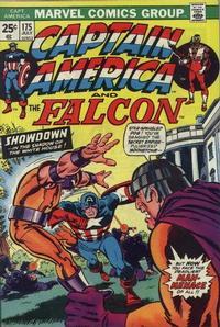 Cover Thumbnail for Captain America (Marvel, 1968 series) #175