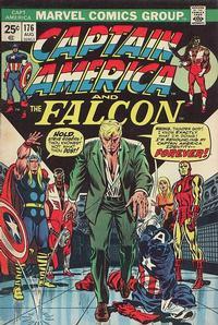 Cover Thumbnail for Captain America (Marvel, 1968 series) #176 [Regular Edition]